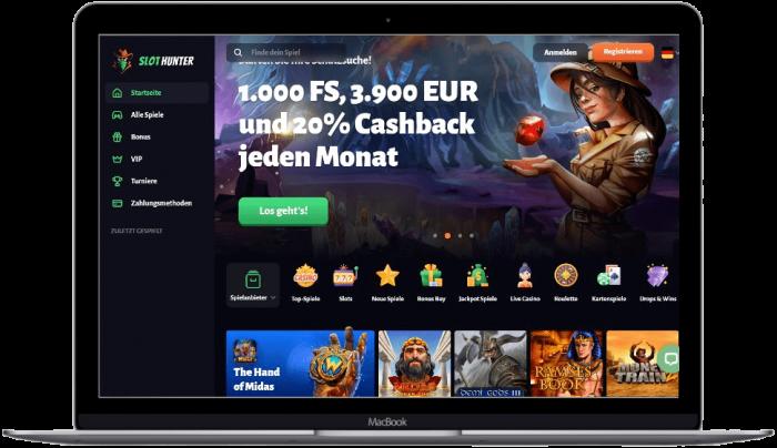 Slothunter Online Casino