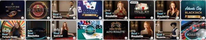 Betway Casino Wählen Brettspiele