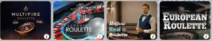 Betway Casino Wählen Roulette